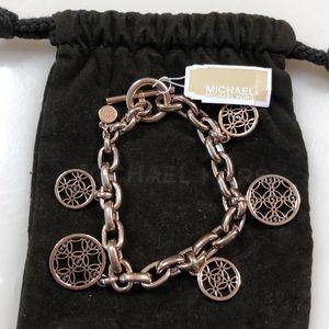 Michael Kors Heritage Monogram Bracelet